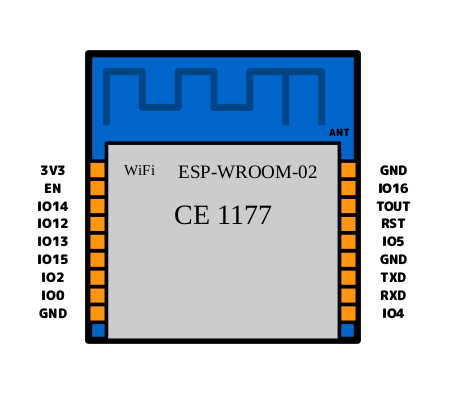 ESP-WROOM-02